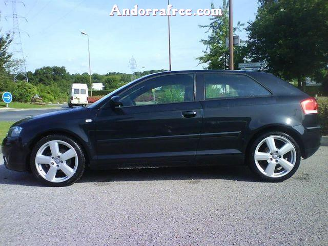Audi A3 ii 2.0 tdi 140 ambition luxe #1