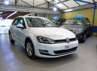 Vw golf vii 2.0 tdi 150cv navy bixenon cuir mixte