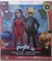 Es ven Lady bug y cat noir