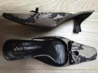 CHAUSSURE COUTURE Alain MANOUKIAN
