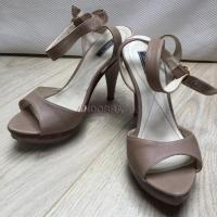Chaussure beige taille 38