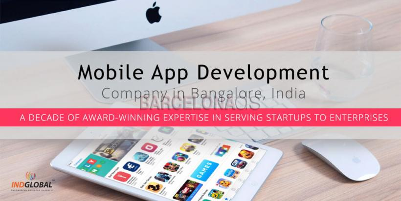 Indglobal- Android App Development Company in Bangalore #1