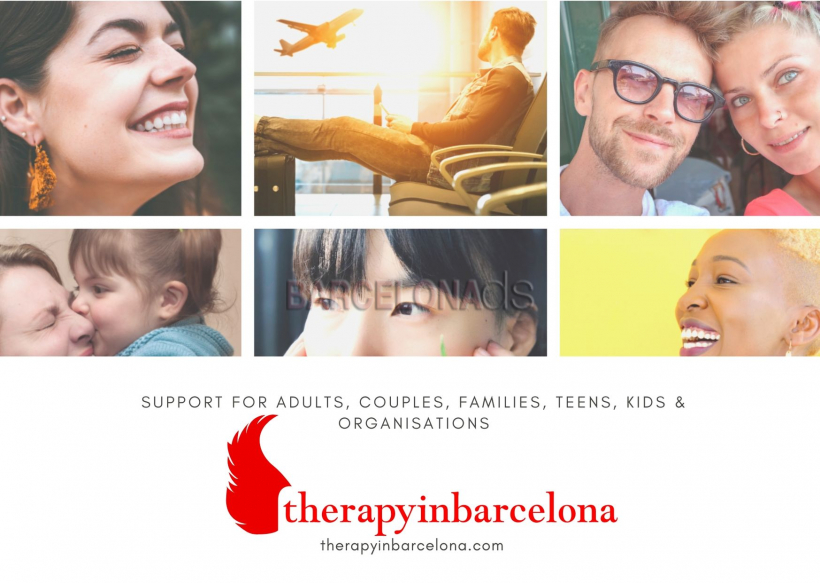 Therapy in Barcelona - Individual, Couples, Family, Kids, Teens Therap #1