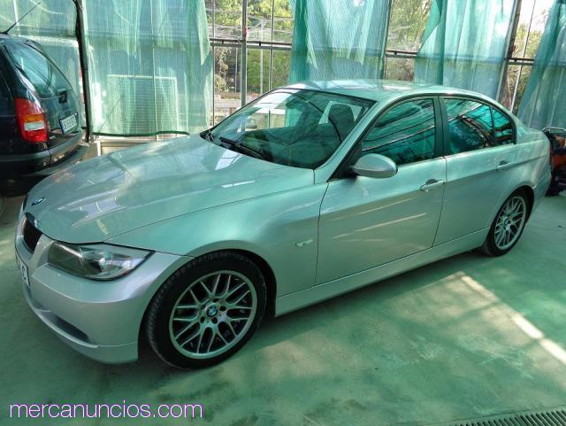 BMW Serie 3 320D . 4p. Automatico Granollers #1