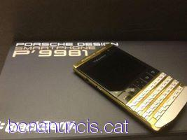 Q10 nuevo BlackBerry, APPLE IPHONE 5 BLACKBERRY PORSCHE P9981 Gold & G #1