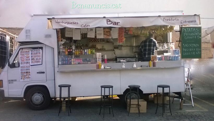 Bar ambulant en venda per jubilació #1