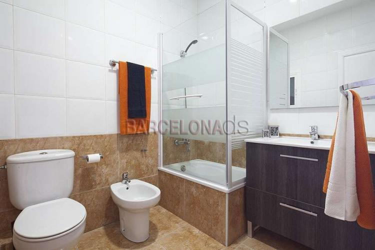 Apartment in eixample with a contemporary scandinavian design (bhm1-050) #1