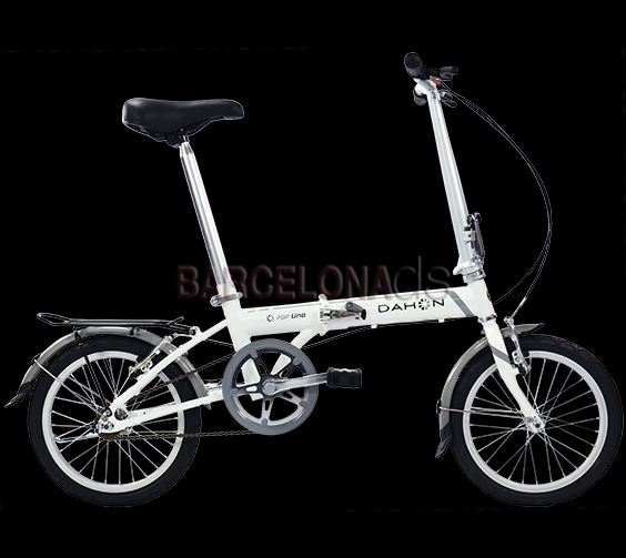 Dahon pop fold up bicycle