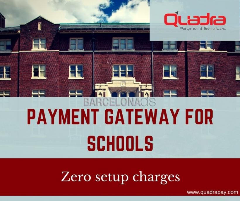 payment gateway for schools