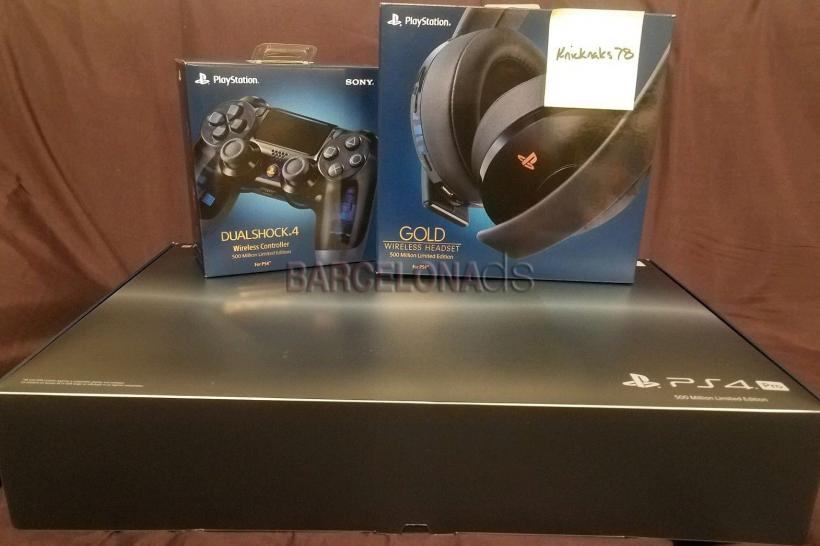 Sony playstation 4 2tb pro brand new original:which comes with complet
