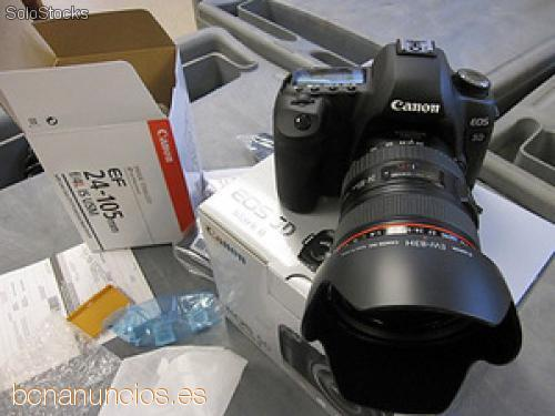 Canon EOS 5D Mark III 22 3MP Digital SLR #1