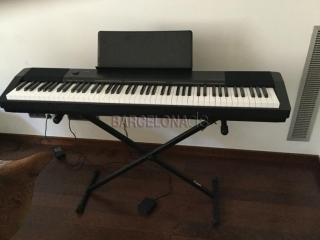 Casio cdp-130 with stand