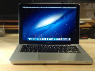 Macbook pro 8gb de ram ssd 275gb crucial