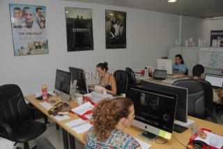 Compartimos local de coworking