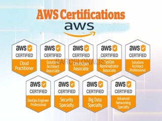 Amazon aws certification 100% guaranteed pass without exam in 3days