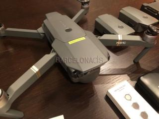 Dji mavic pro 4k video drone fly more combo