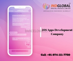 Indglobal- Best iOS App Development Company Bangalore, India