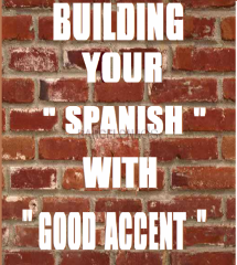 "Professional ""spanish"" classes at your home or workplace"