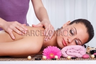Sylvia massage therapist  (home & hotel in barcelona)