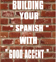Spanish classes at your home with a professional native teacher
