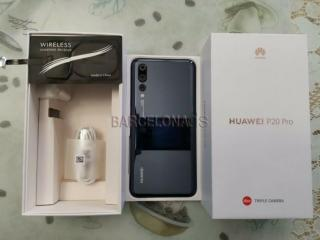 Huawei p20 pro 128gb black:whatssap number