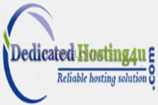 Reliable dedicated hosting - DedicatedHosting4u