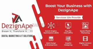 Webdesign company in bareilly- dezignapetechnology