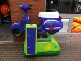 Recreativa infantil vespa