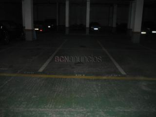 Plaza de parking para alquilar