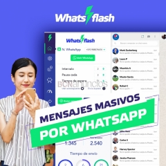 Plataforma de WhatsApp marketing