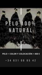 Extensiones de primer nivel 100%natural