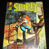 Spirit nº 10-comic- año 1976-Garbo