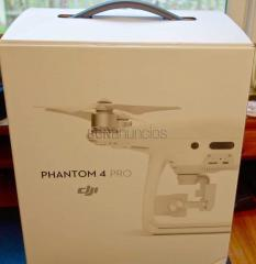 Dji phantom 4 pro quadcopter drone with 4k camera & controller