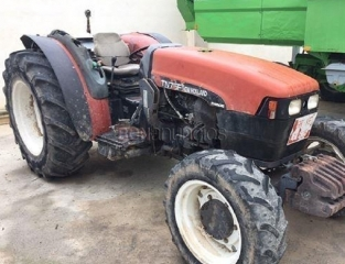 1999 new holland tn 75f