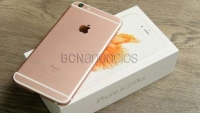 Apple iPhone 6S Plus último modelo de oro rosa de 64 GB