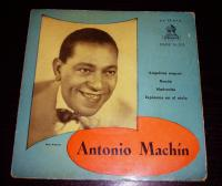 Antonio Machin  single año 1957