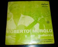 Roberto Murolo y su guitarra  single