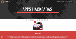 Apps hackead4s/modificadas 2020 gratis