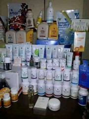 American natural organic products for health and beauty