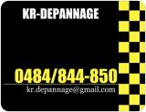 depannage remorquage auto panne accident 0484/844-850