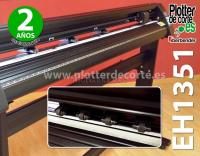 Plotter de corte Refine EH 1351 con software en español