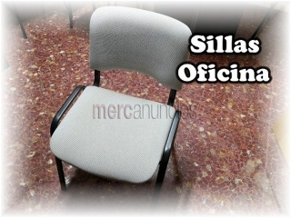 Vendo sillas despacho