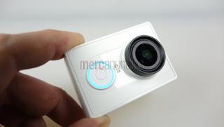 Xiaomi yi action videocámara deportiva 16mp full hd 1080p blanco