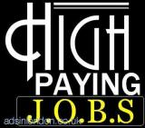 HIRING PT & FT Workers For Urgent Cash Jobs All London