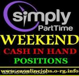 WEEKEND Staff Needed To Immediate Start (London, Grt London, UK) All London