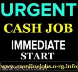 Offer Part/Time CASH Job (Start Today) (London, Grt London, UK) All London