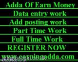 Earn online by data entry job Without any investment Hackney
