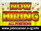 Cash In Hand Job, Hiring PART TIME Workers