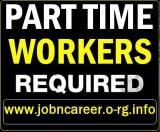 CASH Jobs Offer, Part Time Staff Required