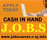 URGENT Part Time & Full Time Cash Positions